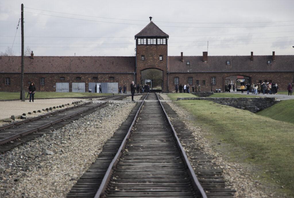 Auschwitz II-Birkenau. Foto Jakob Eliasson