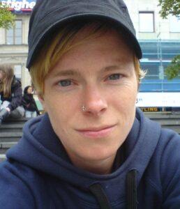 """Cordelia Hess medverkar i den aktuella antologin """"Hitler für alle. Populärkulturella perspektiv på Nazityskland, andra världskriget och Förintelsen""""."""