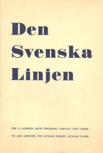 Den svenska linjen