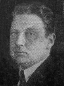 Gösta Fahlmark.