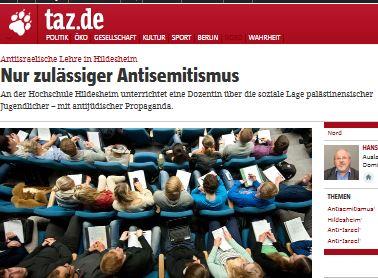 Djupt rotad antisemitism i tyskland