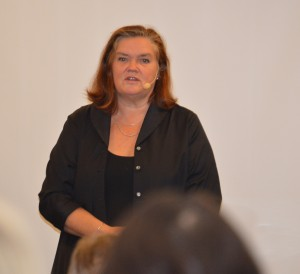 Maja Hagerman. Foto: Nafih Mawlod