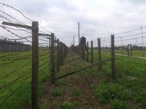 Det fd koncentrations- och förintelselägret Majdanek. Foto: Björn Edwardsson