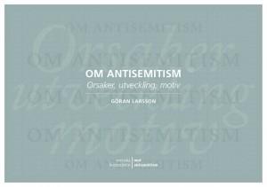 Om antisemitism