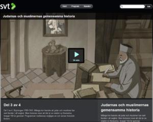 Judarna och muslimernas gemensamma historia