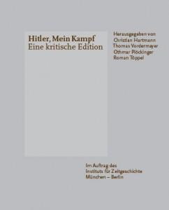 Kritisk utgåva av Mein Kampf. (Skärmavbild Institut für Zeitgeschichte.)