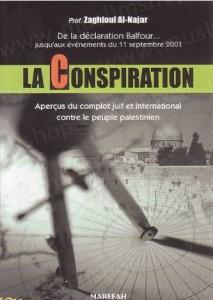 Skärmklipp bild La Conspiration - El Naggar