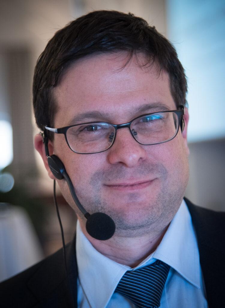 Gideon Botsch. Foto: Willy Silberstein
